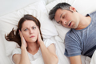 Sleep Apnea, NTI | Cedar Crest Dental Center | Dr. Vondell | Lebanon, PA Dentist